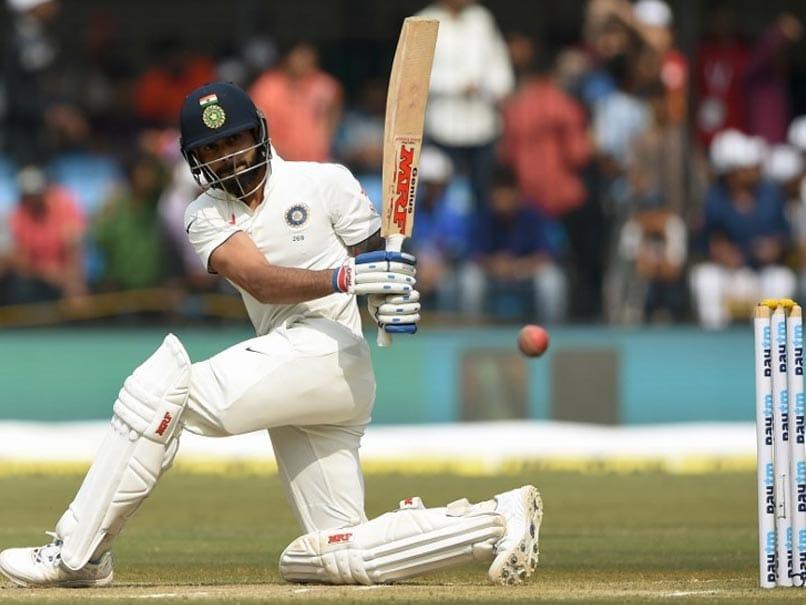 India vs England Highlights, 1st Test, Day 5, Rajkot: Virat Kohli Helps India Draw Test