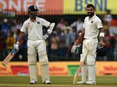 3rd Test: Virat Kohli, Ajinkya Rahane Power India to 267/3 at Stumps vs New Zealand on Day 1