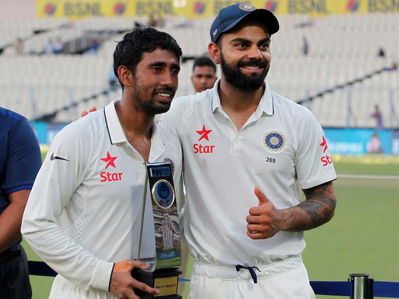 No Competition With Parthiv Patel, Will Grab my Chances: Wriddhiman Saha