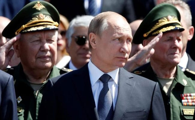 Vladimir Putin Calls For Strengthening Russia's Military Nuclear Power