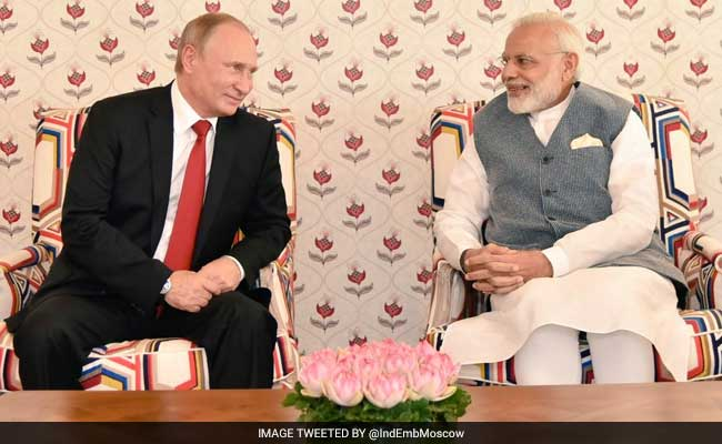 Major Defence Deals Among 16 Agreements Between India And Russia