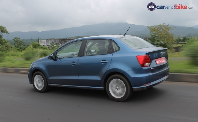 Volkswagen Ameo Diesel Comes With a Different Suspension Setup