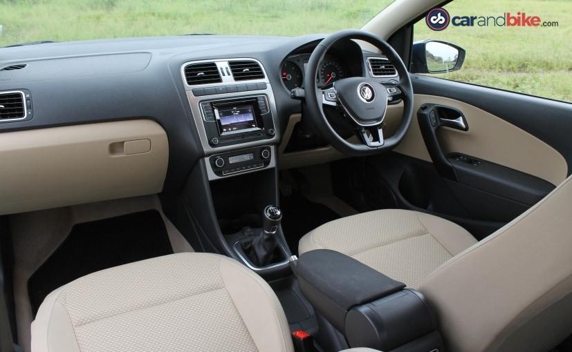 Volkswagen Ameo Diesel Cabin