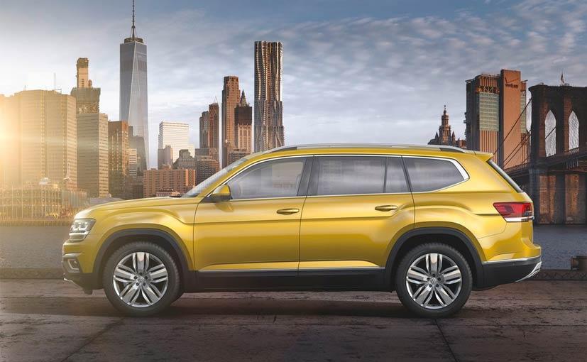 Volkswagen Atlas 7 Seater SUV