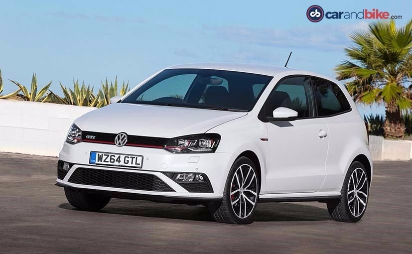 Volkswagen Polo GTI With 189bhp Launched At &#8377 25.65 Lakh