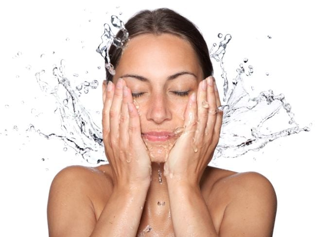 If you keep your eyes healthy, keep it away from water