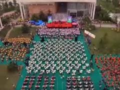 953 Musicians In China Set Guinness Record For World's Largest Rock Band