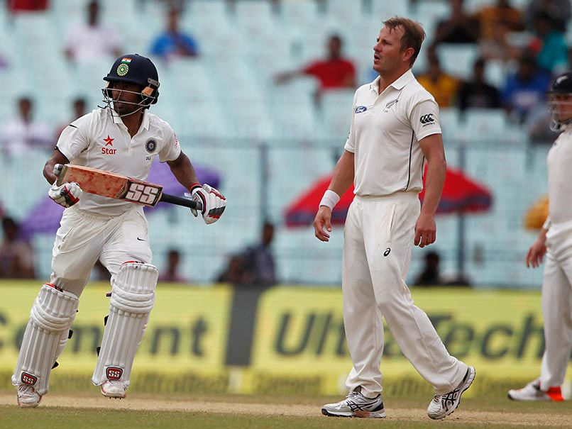 2nd Test: India