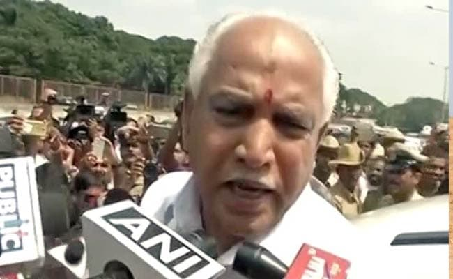 In Battle With Siddaramaiah, Now Yeddyurappa Alleges 'Mega Coal Scam'