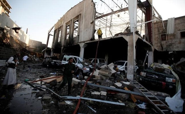 8 Women, 2 Children Killed In Yemen Air Strike, Say Residents