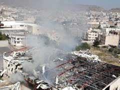 यमन में बीते तीन सालों में हुए हवाई हमलों में 8,167 लोगों की मौत