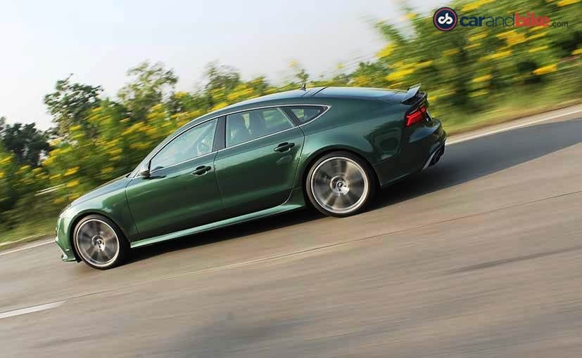 2016 Audi RS7 Performance Action