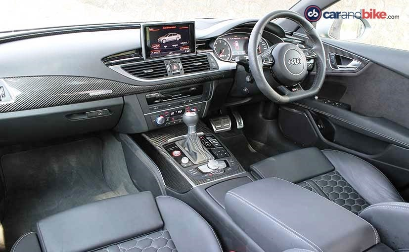 2016 Audi RS7 Performance Cabin