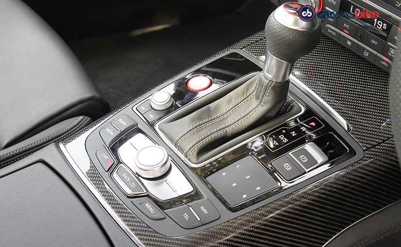 2016 Audi RS7 Performance Gearshift Knob