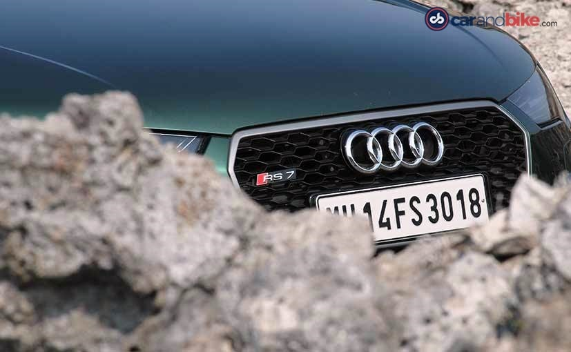 2016 Audi RS7 Performance Styling