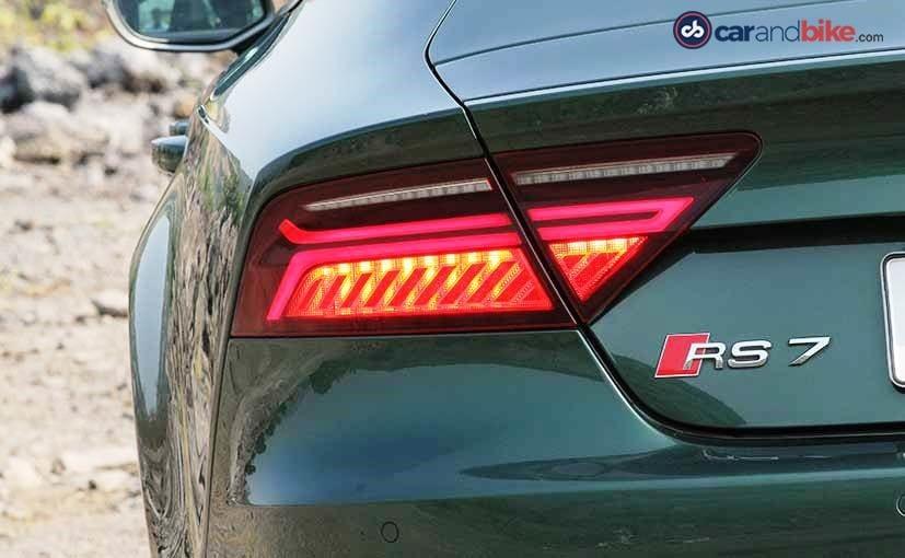 2016 Audi RS7 Performance Tail Light