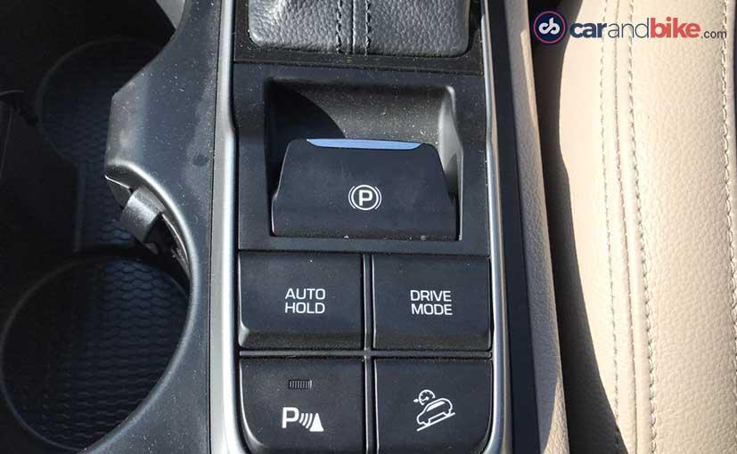 2016 Hyundai Tucson Drive Modes