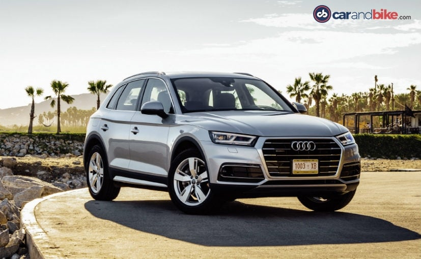 The Audi Q5L will be the first long-wheelbase SUV from Audi to go on sale in China
