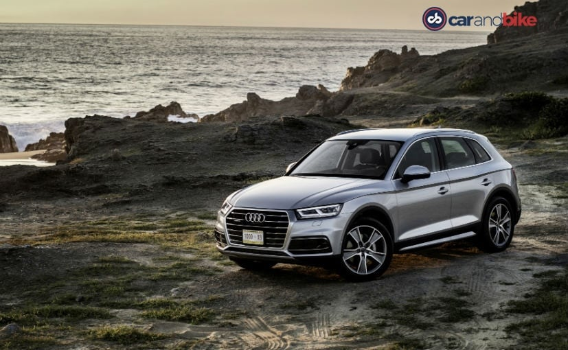 New Generation Audi Q5 Spotted Testing In India Launch In Second