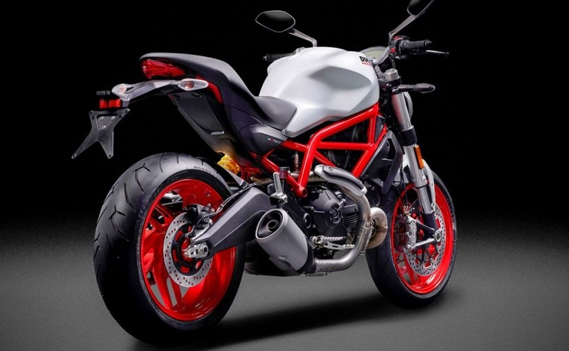 eicma 2016: entry-level air-cooled ducati monster 797 breaks cover