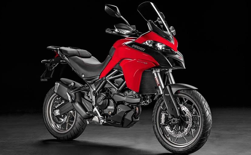 EICMA 2016: ... Ducati India News
