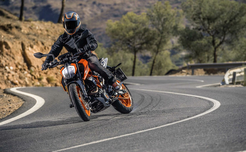 2017 KTM 390 Duke And 200 Duke Launch Date Officially Announced