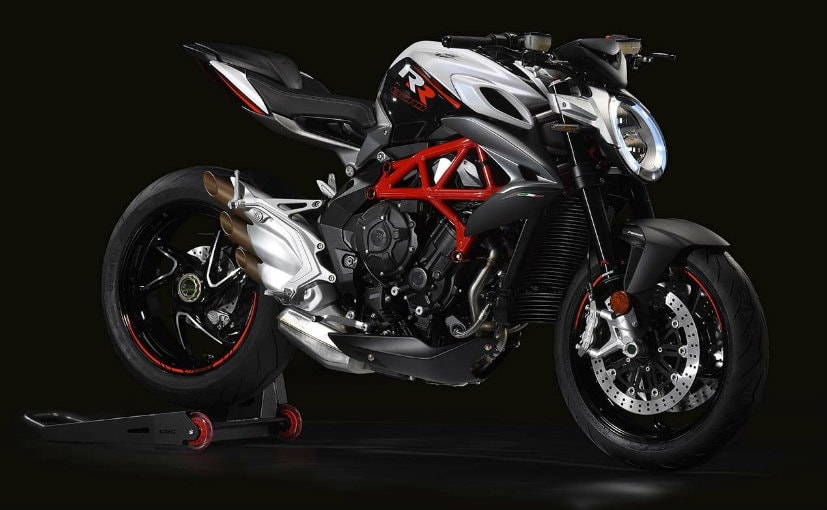 Used Honda Motorcycles >> EICMA 2016: MV Agusta Brutale 800 RR Gets Updates for 2017 ...