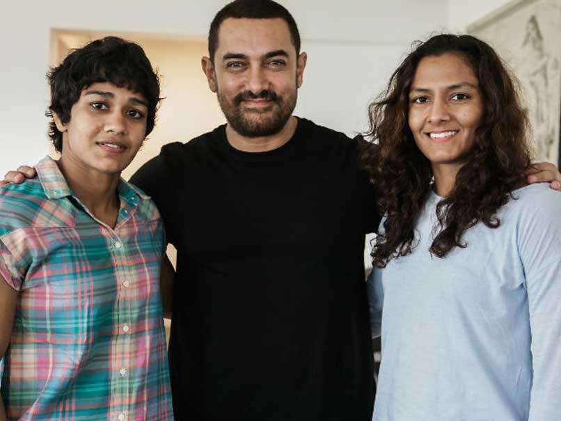 Aamir Khan's Grand Plans For Geeta Phogat, Will Gift Her Bridal Dress