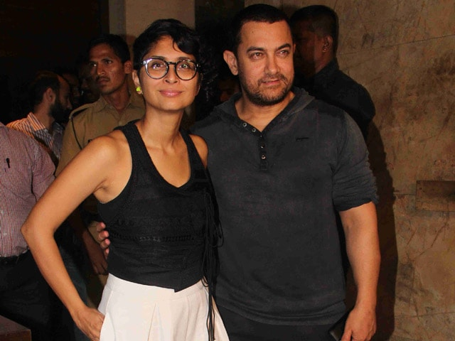 Aamir Khan's Selfie With Wife Kiran Rao Will Bring a Smile on Your Face