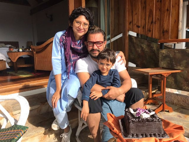 Aamir Khan Celebrates Wife Kiran Rao's Birthday in Meghalaya. See Pics