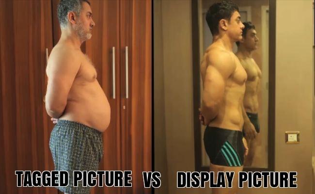 Aamir Khan's Dangal Transformation Inspires Hilarious Memes On Twitter