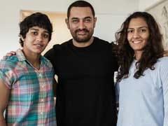 ओलिंपियन पहलवान गीता फोगट को आमिर खान गिफ्ट करेंगे 'शादी का जोड़ा'