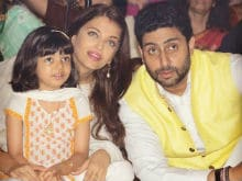 Abhishek Bachchan Wants Aaradhya To Do 'What Makes Her Happy'