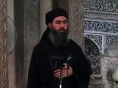 ISIS Releases Audio It Claims To Be Of Leader Abu Bakr Al-Baghdadi