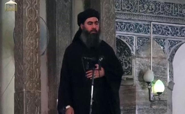 Pentagon Chief Says He Thinks ISIS Leader Baghdadi Is Alive