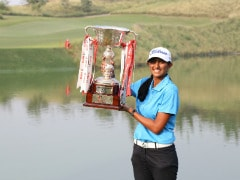 Golfer Aditi Ashok Wins Indian Open, Becomes First Indian Woman to Lift European Tour Event