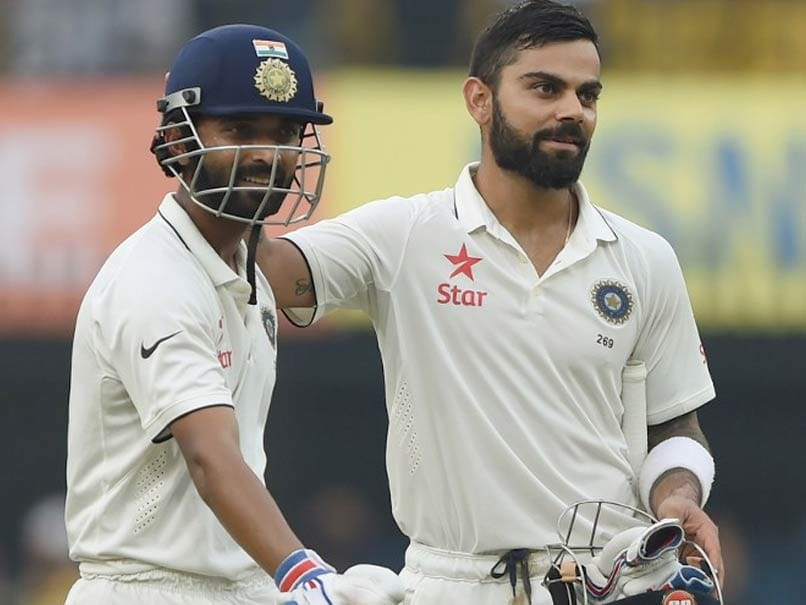 Virat Kohli a Perfect Team Man, Has Learnt From MS Dhoni: Ajinkya Rahane