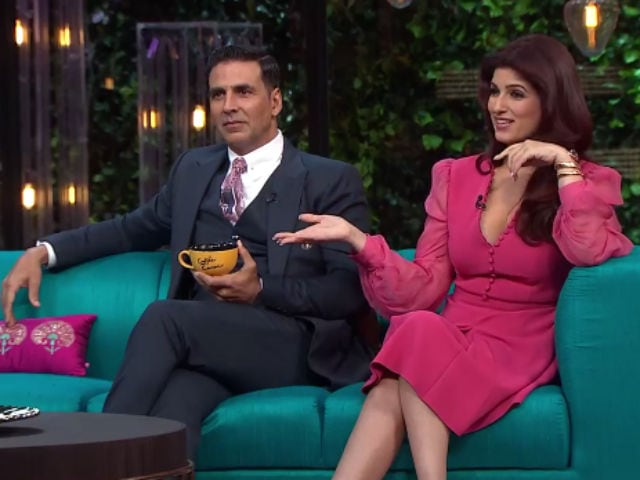 Twinkle Khanna (Obviously) Wins Best Ever Koffee With Karan Rapid Fire