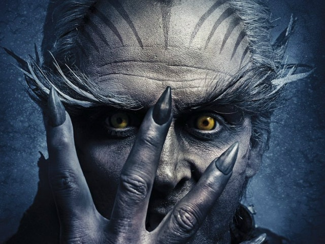Rajinikanth's 2.0 First Look: Akshay Kumar Gives Twitter the Creeps
