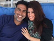 Akshay Kumar, Twinkle Khanna Are Almost Done With Their Holiday