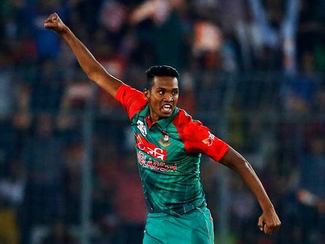 Bangladesh Announce Squad For Three-Match T20I Series Against India