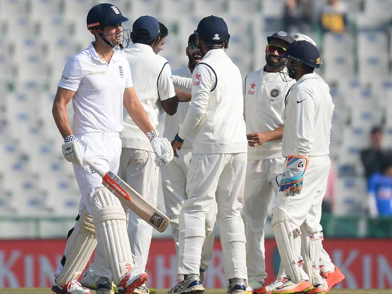 England Bid to Keep India Test Series Alive