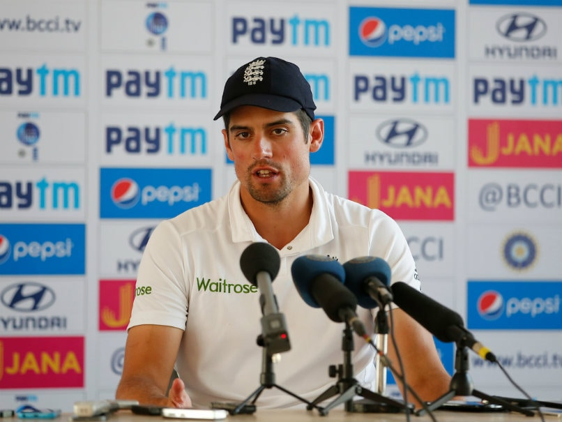 Alastair Cook Rues Top-Order Failure For Mohali Loss