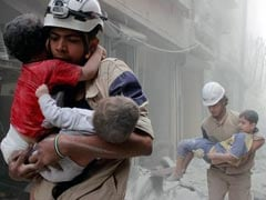 Aleppo Residents 10 Days From Starvation, Says Rescue Group 'White Helmets'