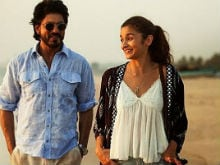 Alia Bhatt Lists the Advantages of Working With Shah Rukh Khan