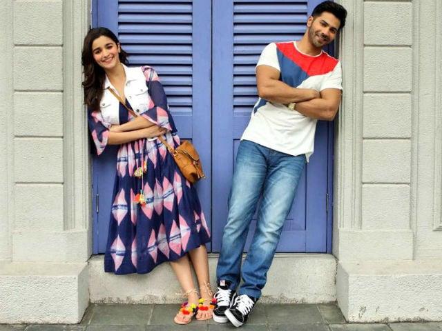 Alia Bhatt, Varun Dhawan Steal Your Heart Away in Badrinath Ki Dulhania's First Look