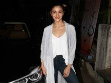 Alia Bhatt on Her Sister Being an Inspiration for <i>Dear Zindagi</i> and Oscar Dreams