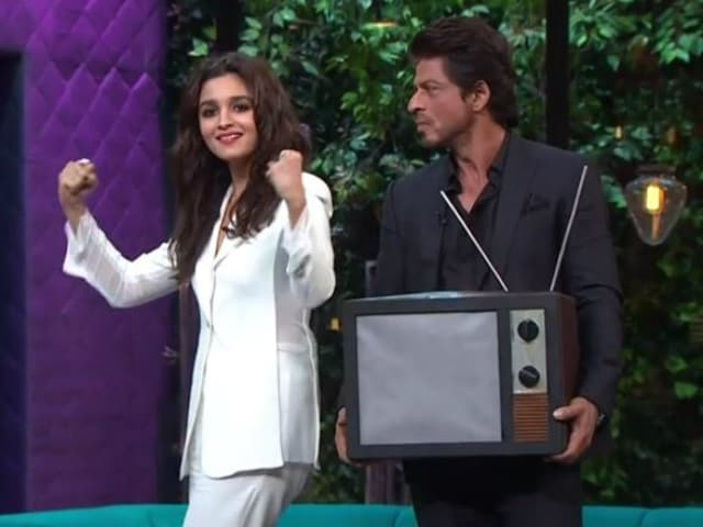 Koffee With Karan: 10 Best Quotes From The Shah Rukh Khan-Alia Bhatt Debut