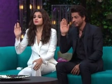 <I>Koffee With Karan</i>: How Shah Rukh Khan Owned The Rapid Fire Round