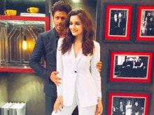 Shah Rukh Khan, Alia Bhatt Love <I>Koffee</i> But First, A Pic Please